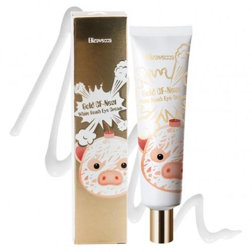 Elizavecca - Gold CF-Nest White Bomb Eye Cream (creme região dos olhos) - 30mL